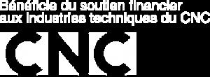 CNC - centre national du cinéma et de l'image animée - Lily Post-Prod bénéficie du soutien financier aux industries techniques du CNC