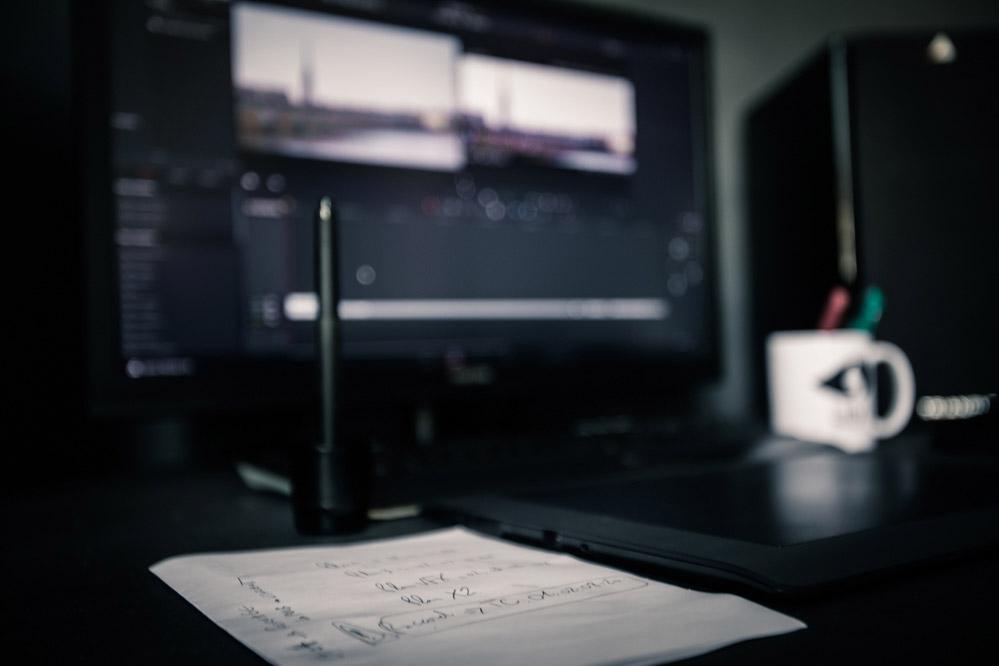 Conformation image et finishing (cinéma et TV)